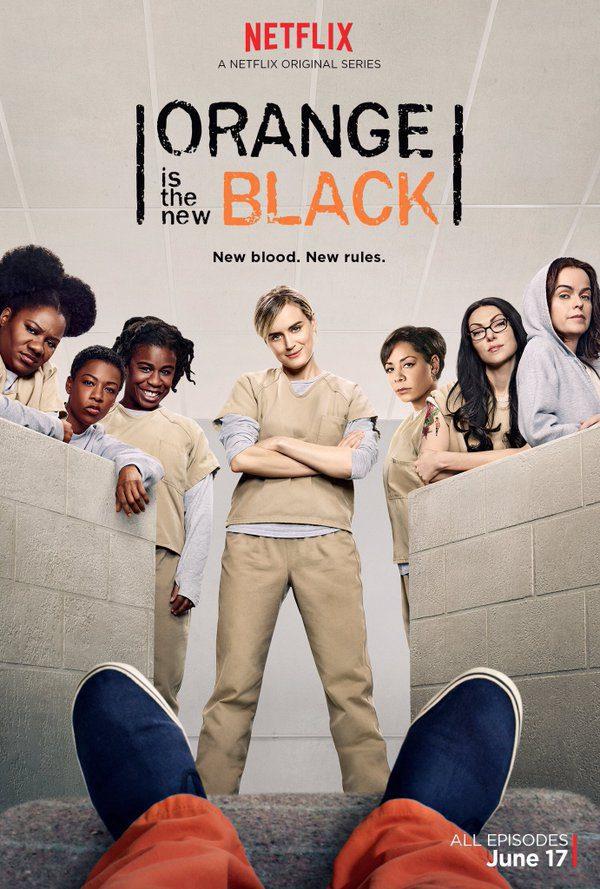 Cartel Temporada 4 de 'Orange Is the New Black'