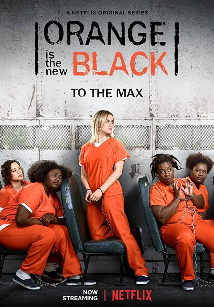Cartel Temporada 6 de 'Orange Is the New Black'
