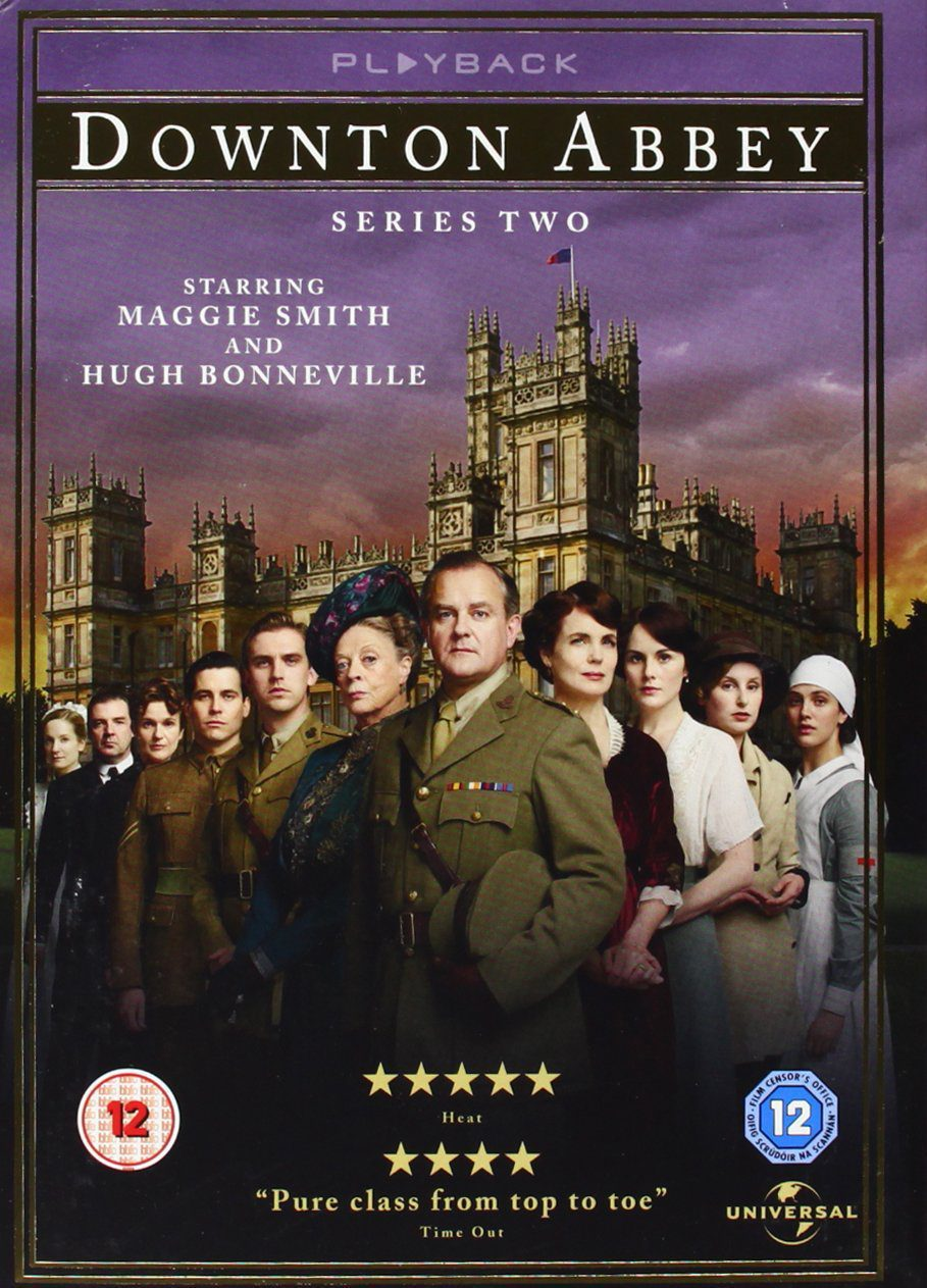 Cartel Temporada 2 de 'Downton Abbey'