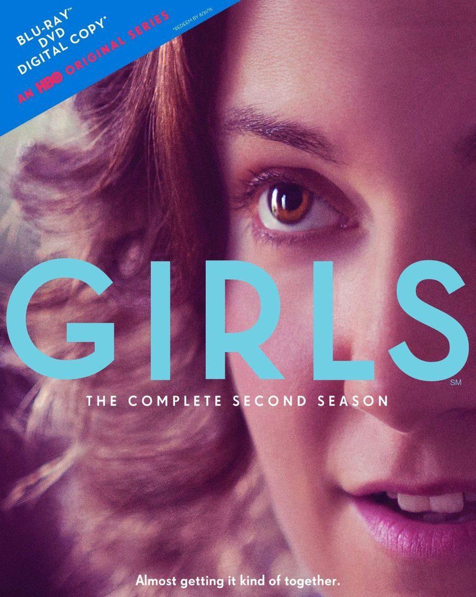 Cartel Temporada 2 de 'Girls'