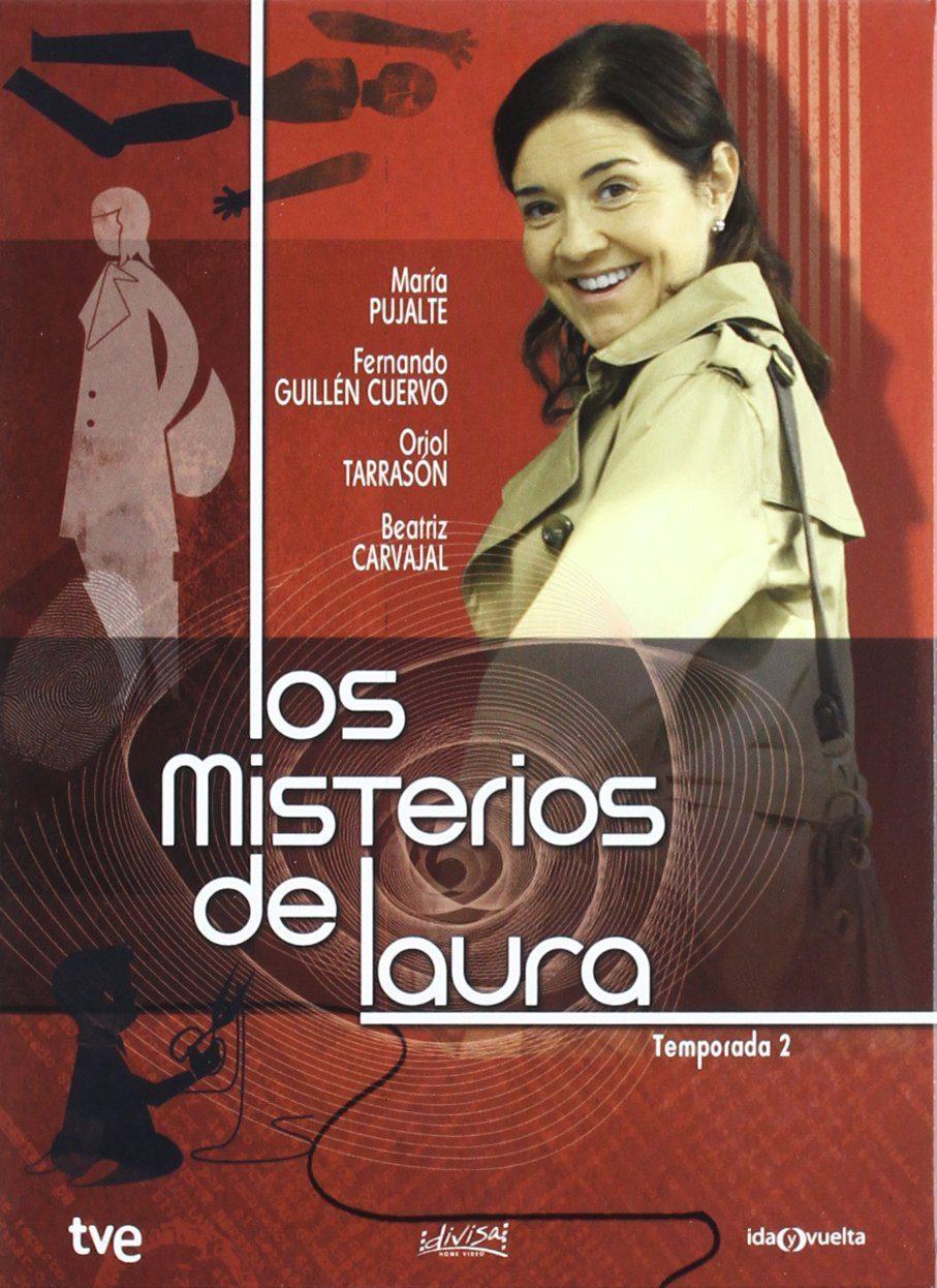 Cartel Temporada 2 de 'Los misterios de Laura'