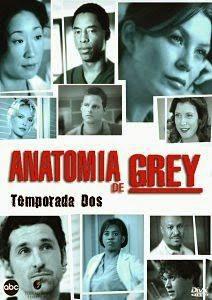 Cartel Temporada 2 de 'Anatomía de Grey'