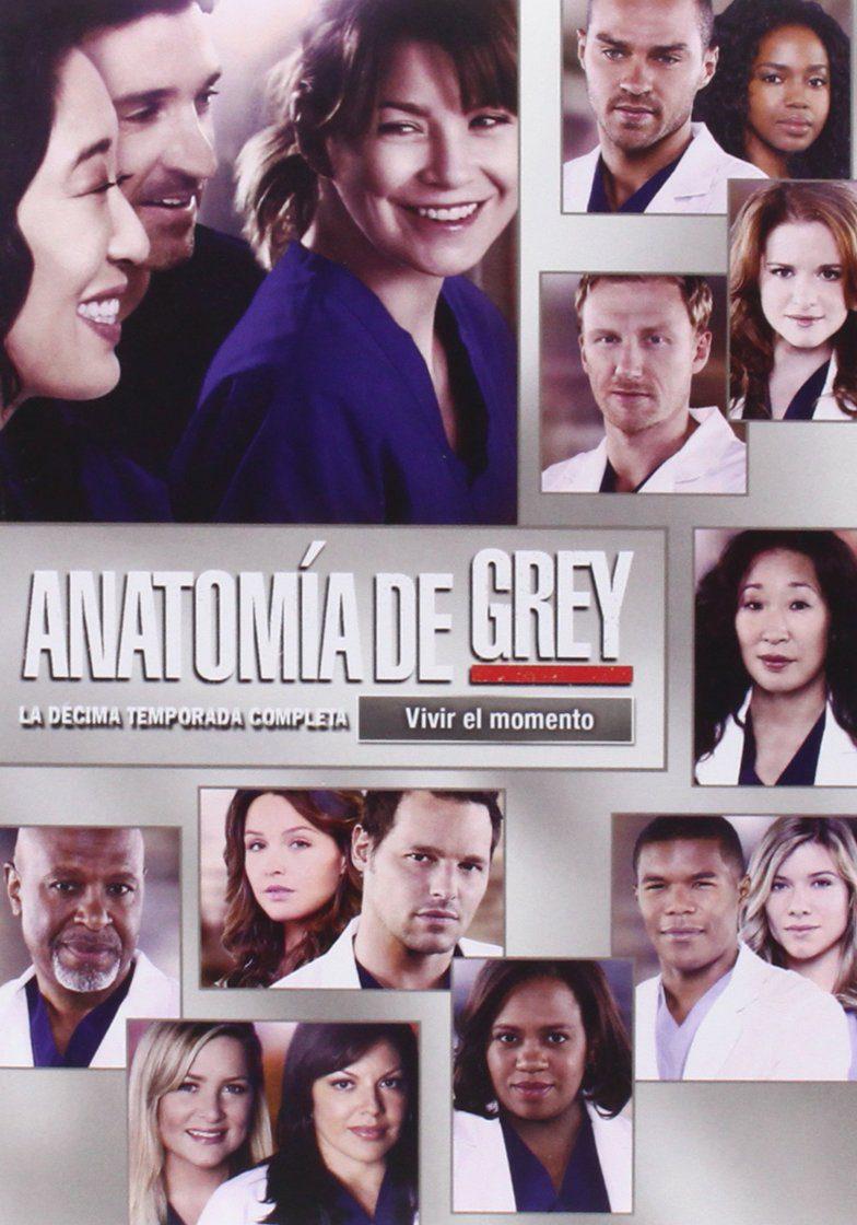 Cartel Temporada 10 de 'Anatomía de Grey'