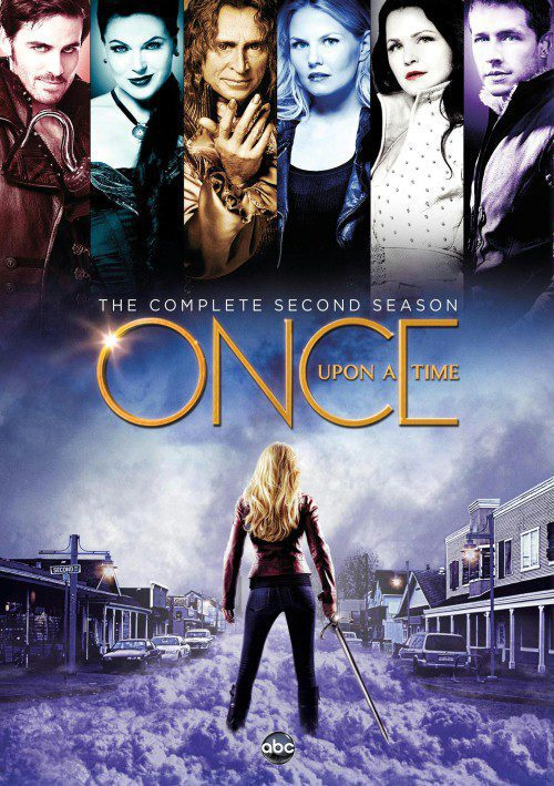 Cartel Temporada 2 de 'Érase una vez'