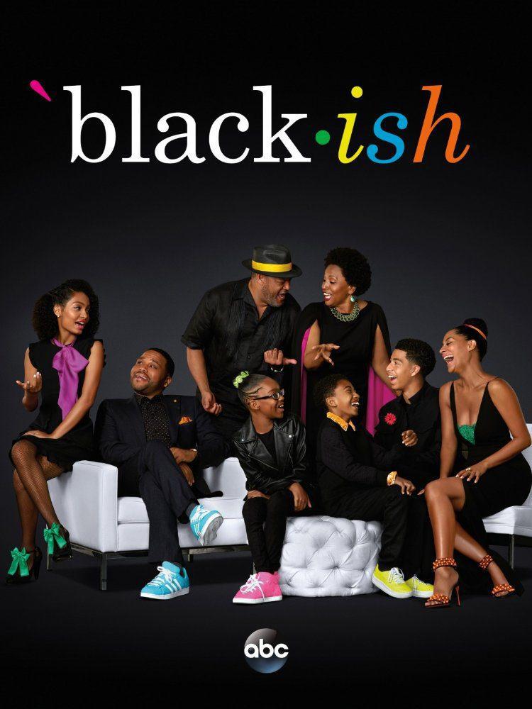 Cartel Temporada 3 de 'Black-ish'