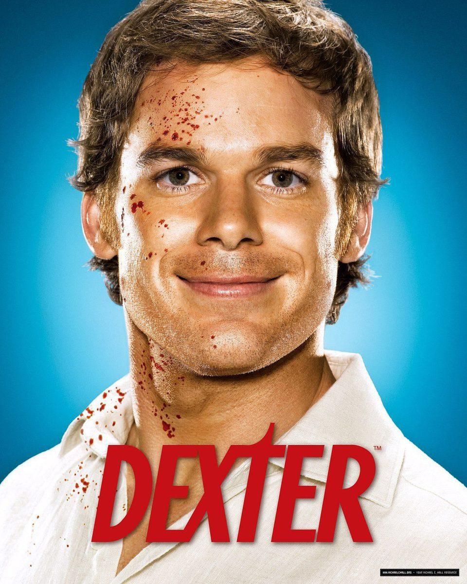 Cartel Temporada 2 de 'Dexter'