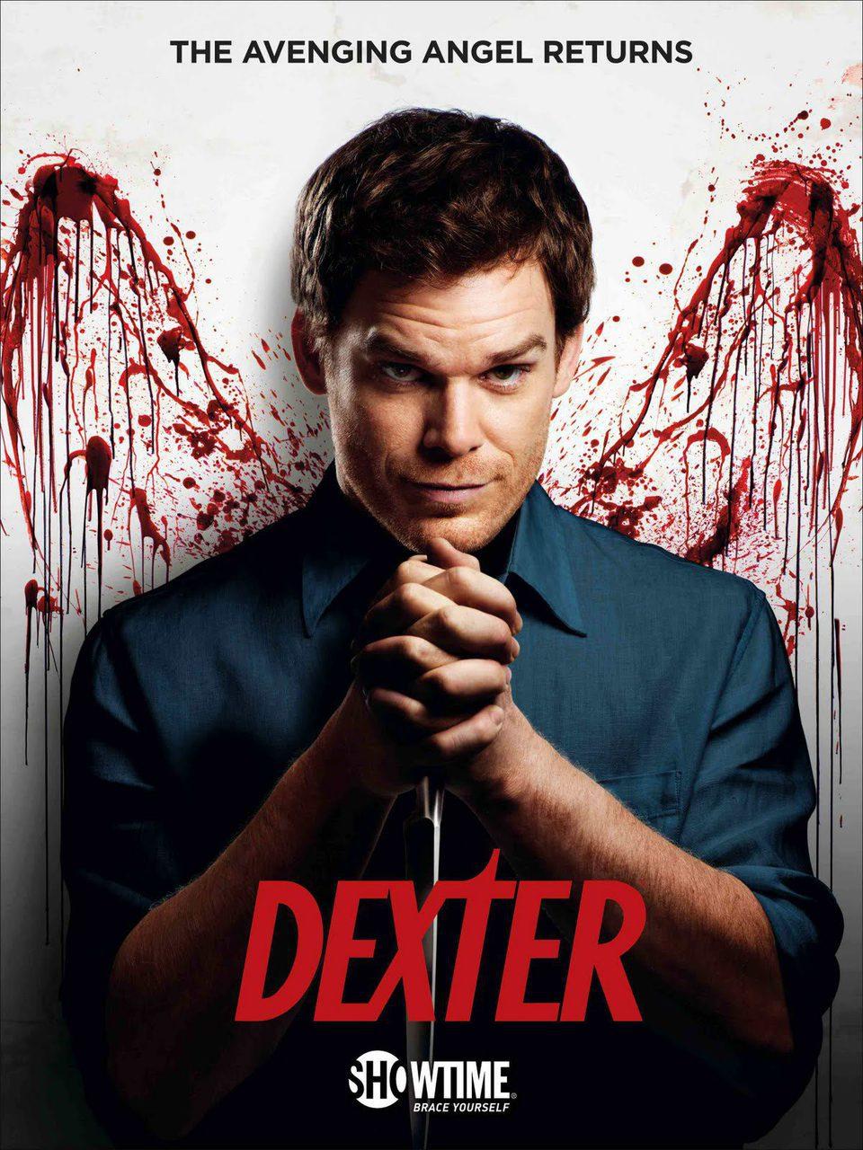 Cartel Temporada 6 de 'Dexter'