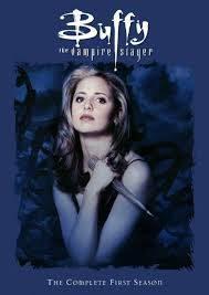 Cartel Temporada 1 de 'Buffy, cazavampiros'