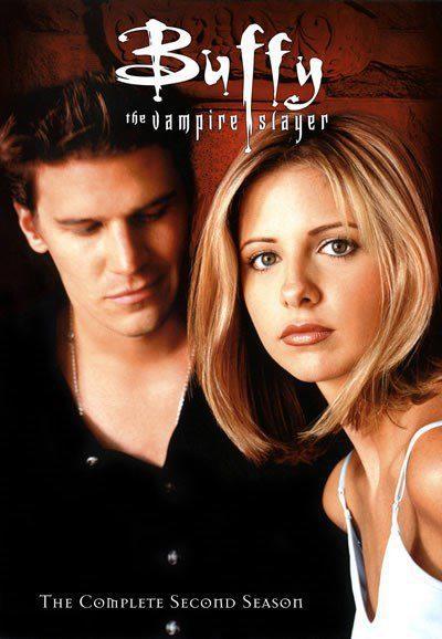 Cartel Temporada 2 de 'Buffy, cazavampiros'
