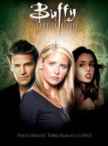 Cartel Temporada 3 de 'Buffy, cazavampiros'