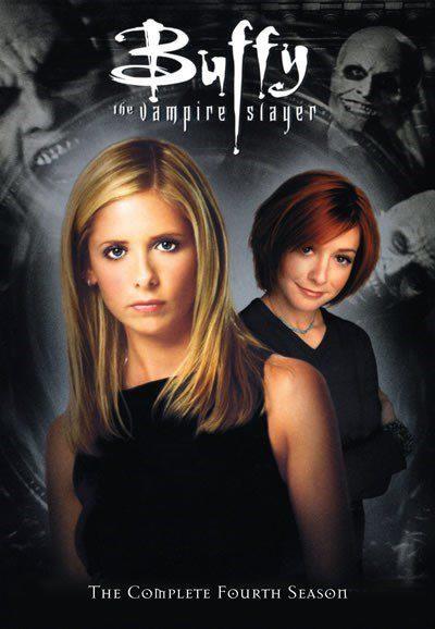 Cartel Temporada 4 de 'Buffy, cazavampiros'