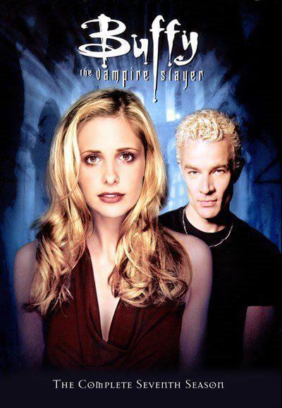 Cartel Temporada 7 de 'Buffy, cazavampiros'
