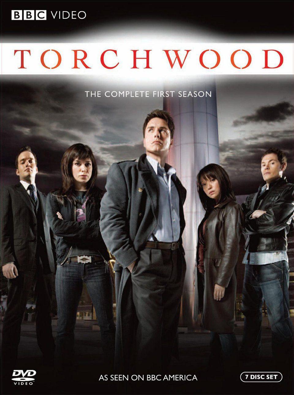 Cartel Temporada 1 de 'Torchwood'