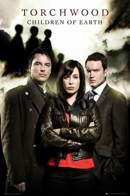 Cartel Temporada 3 de 'Torchwood'