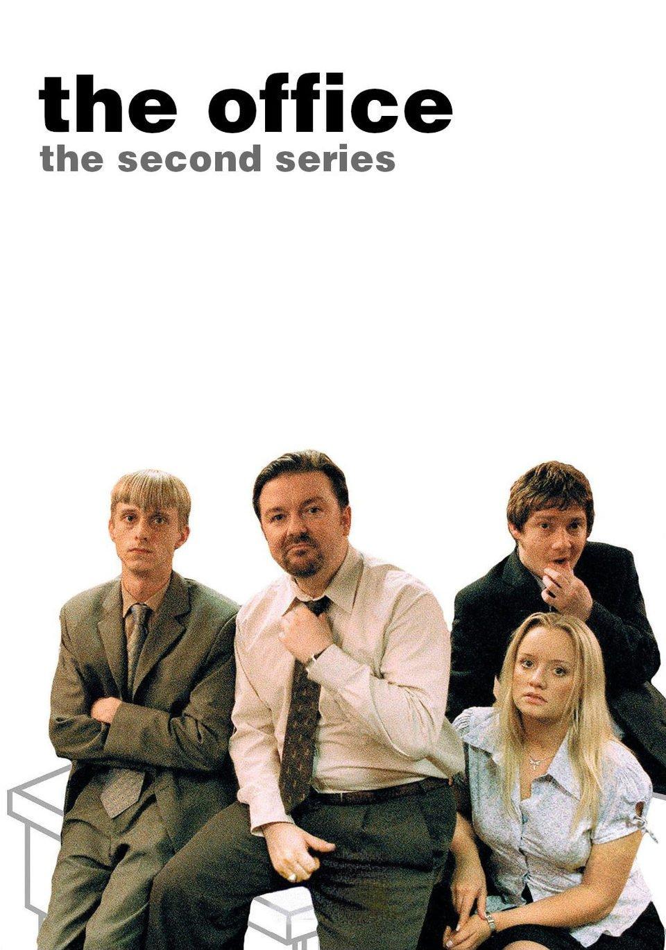 Cartel Temporada 2 de 'The Office'