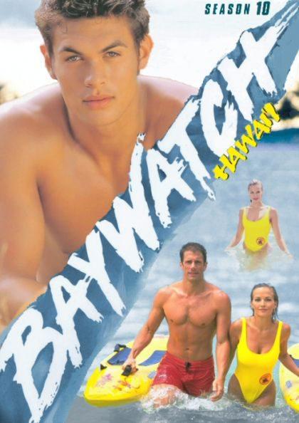 Cartel Temporada 10 de 'Los vigilantes de la playa'
