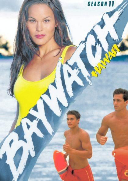 Cartel Temporada 11 de 'Los vigilantes de la playa'
