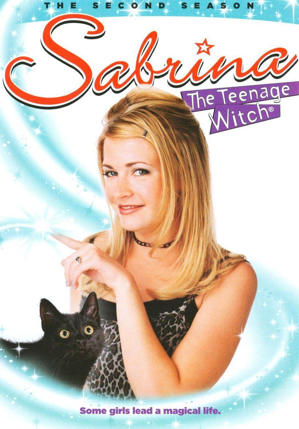 Cartel Temporada 2 de 'Sabrina, cosas de brujas'