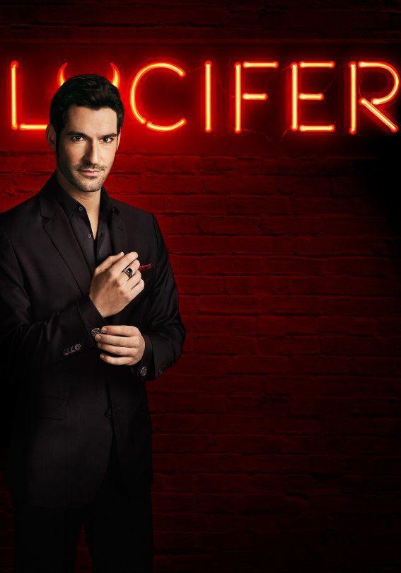 Cartel Temporada 1 de 'Lucifer'