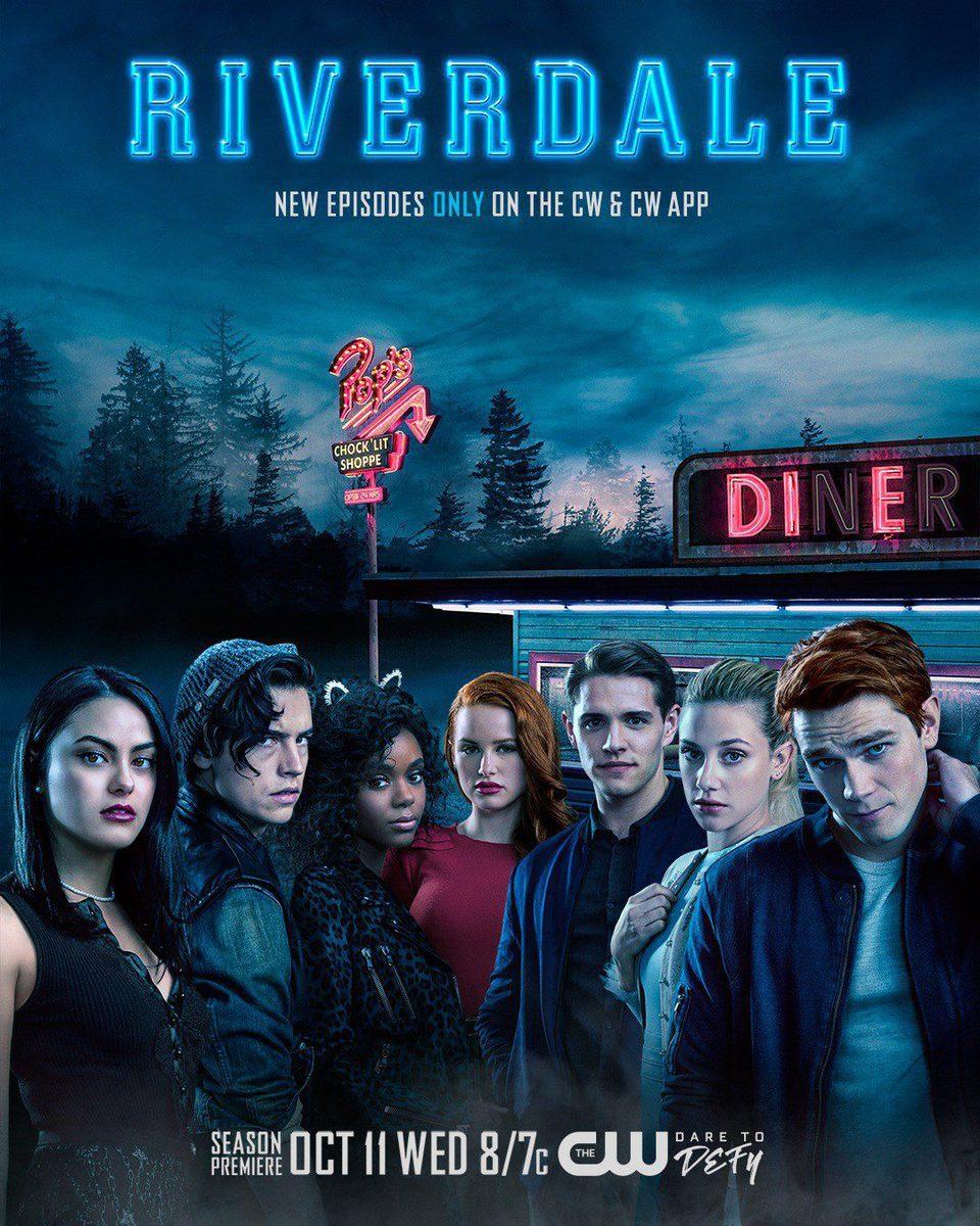 Cartel Temporada 2 de 'Riverdale'