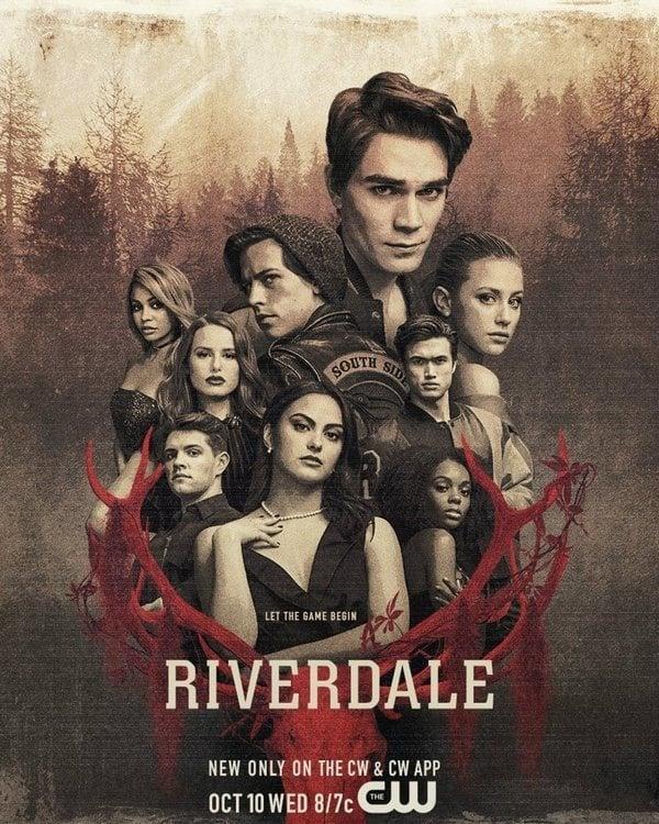 Cartel Temporada 3 Teaser #1 de 'Riverdale'