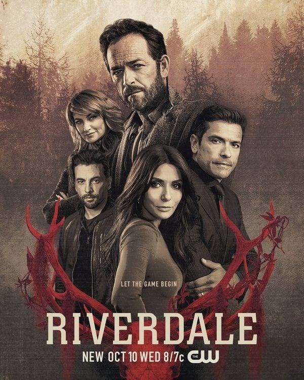Cartel Temporada 3 Teaser #2 de 'Riverdale'