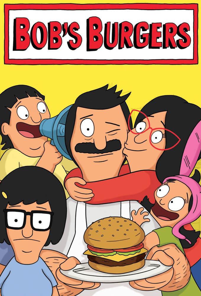 Cartel Temporada 1 de 'Bob's Burgers'