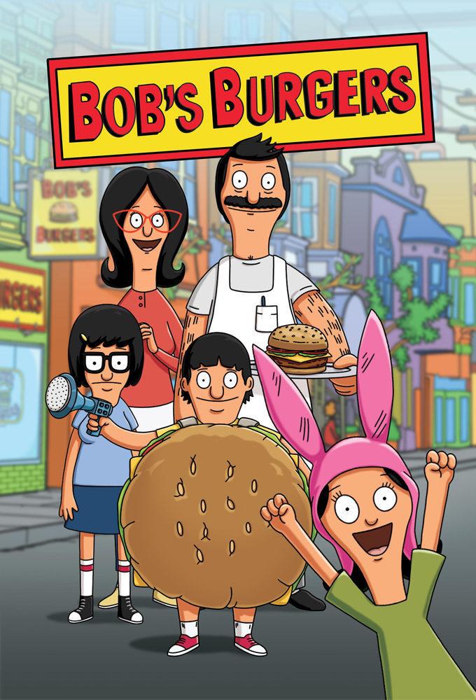 Cartel Temporada 6 de 'Bob's Burgers'