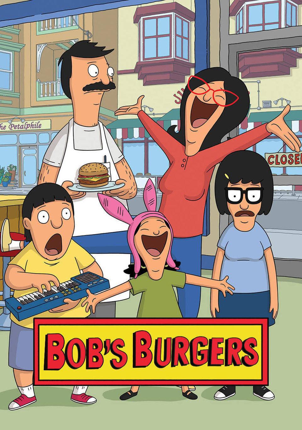 Cartel Temporada 7 de 'Bob's Burgers'