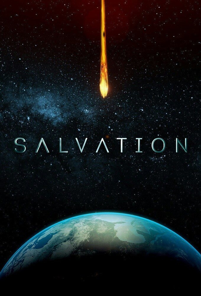 Cartel Temporada 1 de 'Salvation'