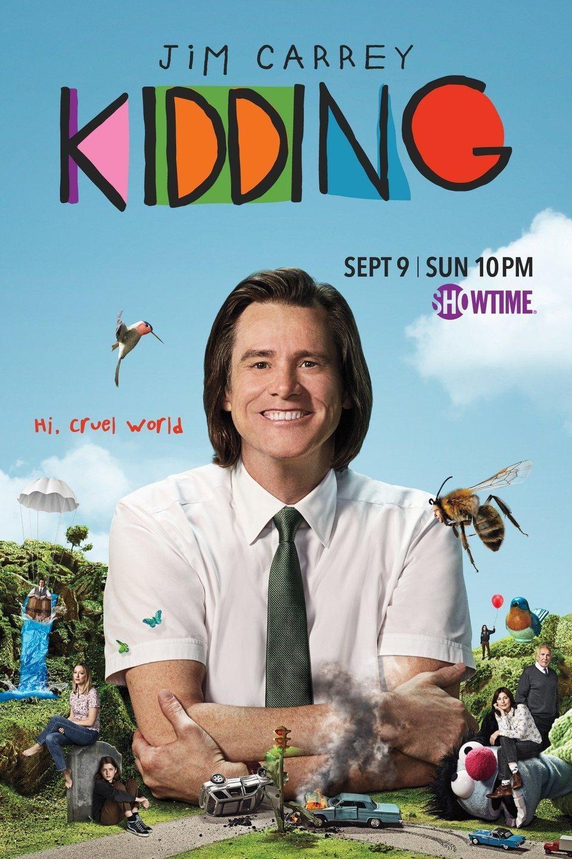Cartel Temporada 1 #2 de 'Kidding'