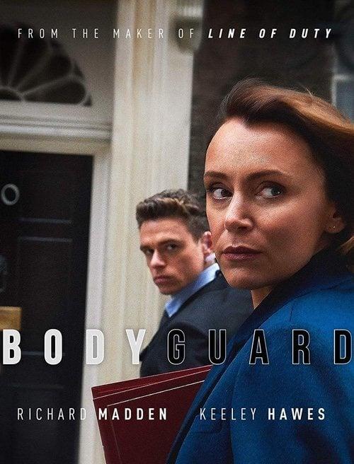 Cartel Temporada 1 de 'Bodyguard'