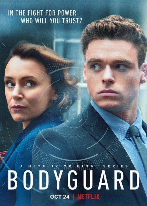Cartel Temporada 1 #2 de 'Bodyguard'