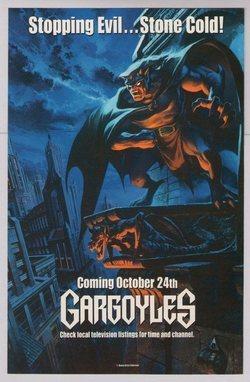 Gargoyles, héroes mitológicos (Gárgolas)