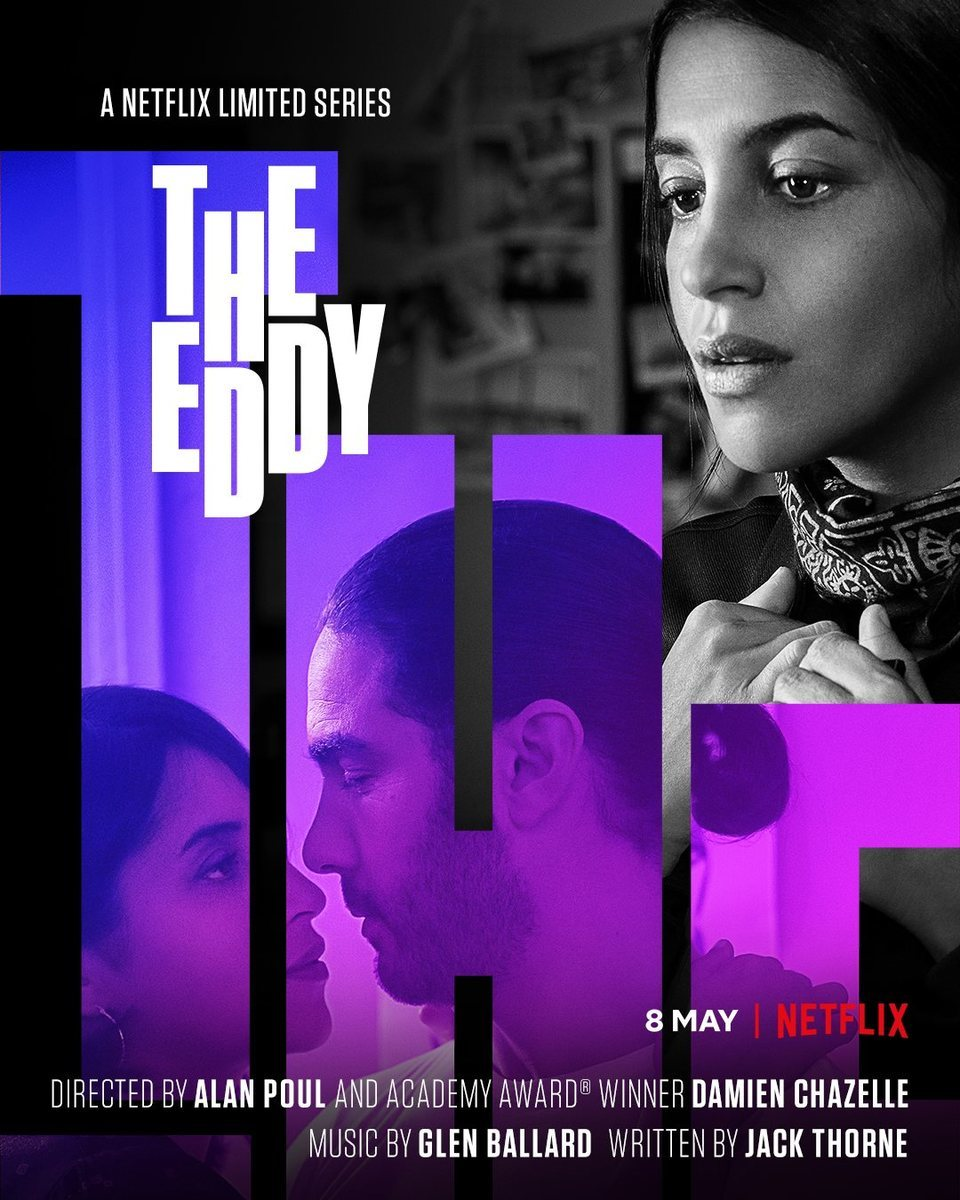 Cartel Temporada 1 #2 de 'The Eddy'