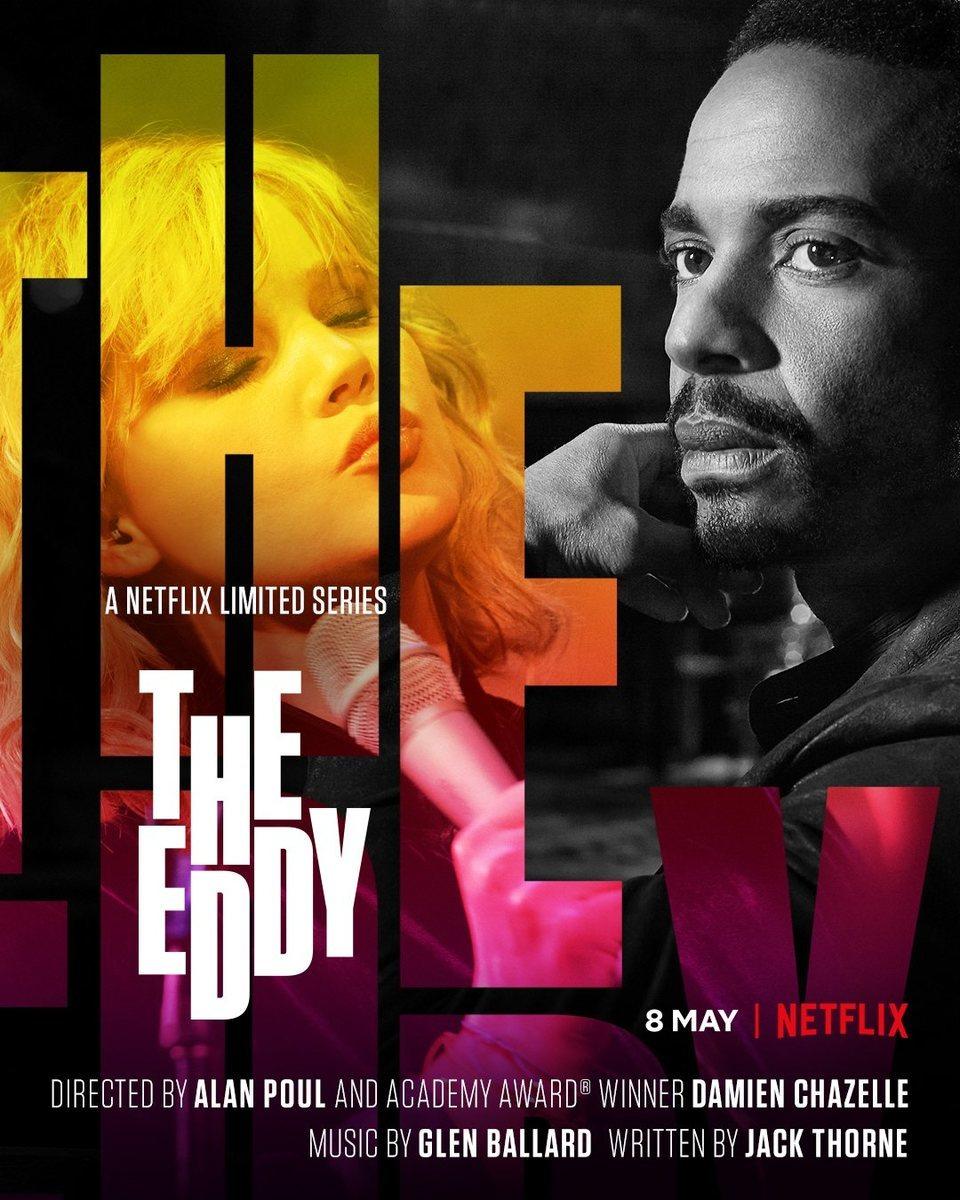 Cartel Temporada 1 #3 de 'The Eddy'