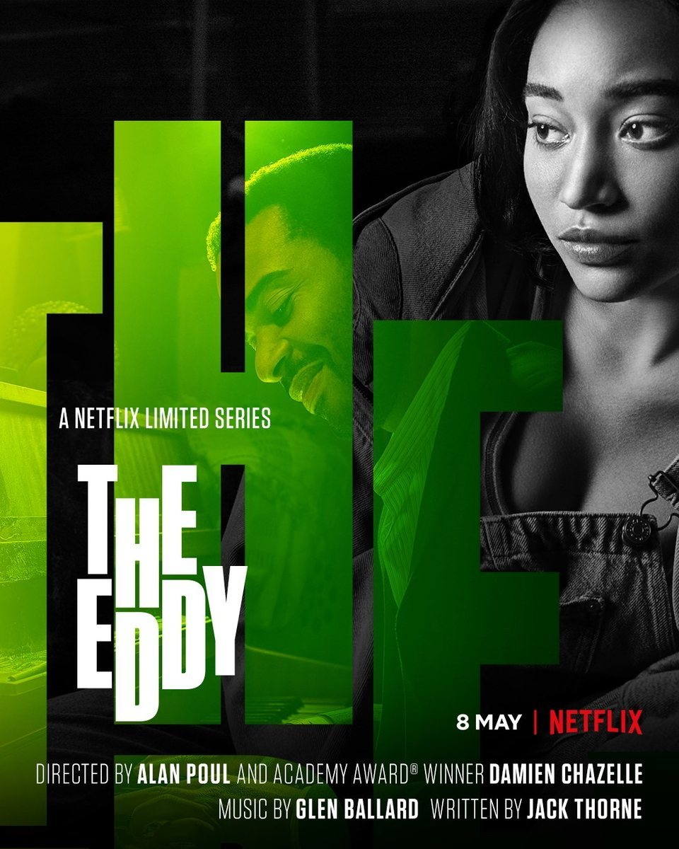 Cartel Temporada 1 #4 de 'The Eddy'