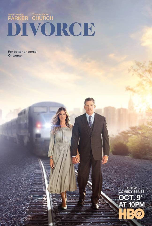 Cartel Temporada 1 de 'Divorce'