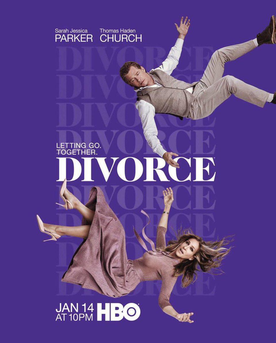 Cartel Temporada 2 de 'Divorce'