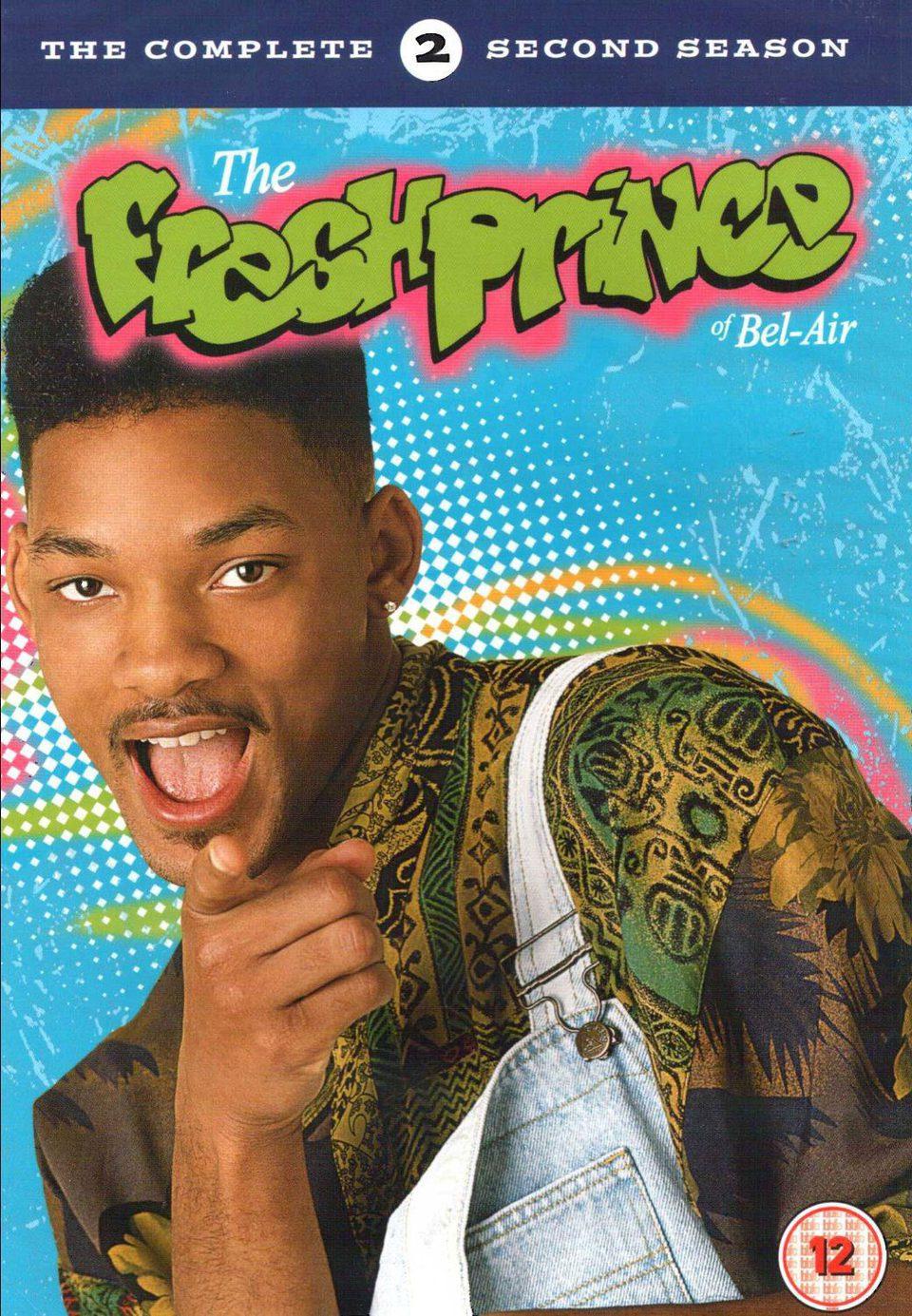 Cartel Temporada 2 de 'El príncipe de Bel-Air'