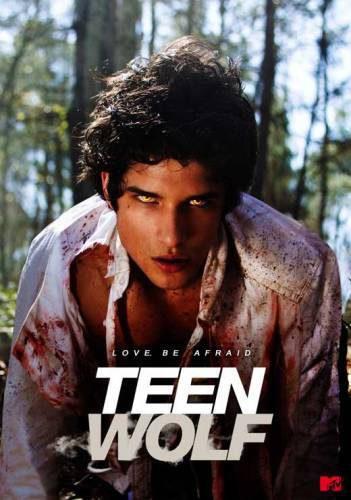 Cartel Temporada 1 de 'Teen Wolf'