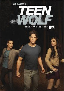 Cartel Temporada 2 de 'Teen Wolf'