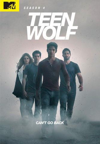 Cartel Temporada 4 de 'Teen Wolf'
