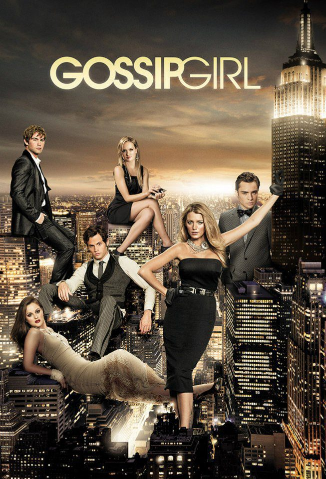 Cartel Temporada 6 de 'Gossip Girl'