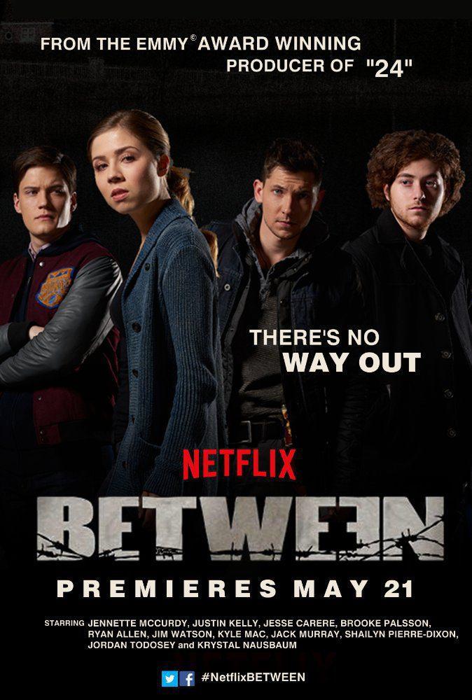 Cartel Temporada 1 de 'Between'