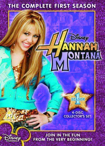 Cartel Temporada 1 de 'Hannah Montana'