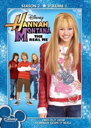 Cartel Temporada 2 de 'Hannah Montana'