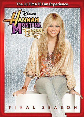 Cartel Temporada 4 de 'Hannah Montana'