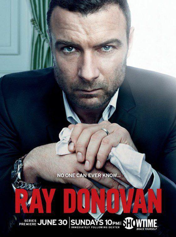 Cartel Temporada 1 de 'Ray Donovan'