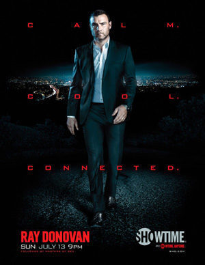 Cartel Temporada 2 de 'Ray Donovan'